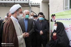 عکس/ سفر رئیس سازمان بازرسی به گلستان