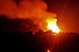 الجزیره از حمله موشکی به شهر «مأرب» خبر داد - کراپشده
