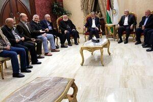 گروههای فلسطینی درباره روند برگزاری انتخابات توافق کردند - کراپشده
