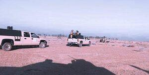 آغاز عملیات حشد الشعبی و ارتش عراق علیه داعش