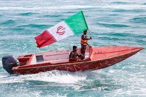 فیلم/ رژه قایقها در خلیج فارس