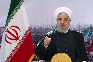 فیلم/ روحانی: ما به مذاکره با دشمنانمان افتخار میکنیم