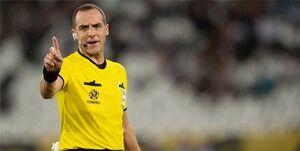 داور دیدار فینال جام باشگاههای جهان مشخص شد