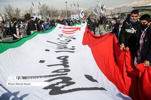 راهپیمایی ۲۲ بهمن بدون مشکل در سراسر کشور برگزار شد