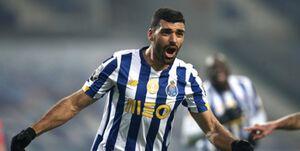 طارمی بهترین بازیکن هفته لیگ برتر پرتغال +عکس