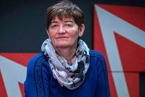 مقام پارلمان اروپا رئیس کمیته روابط با ایران در پارلمان اروپا کورنلیا ارنست