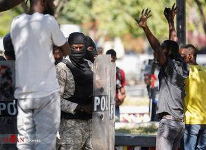 عکس/ اعتراضات هائیتی
