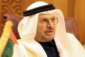 وزیر امور خارجه امارات برکنار شد