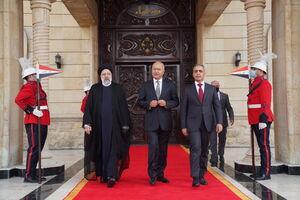 رئیسی در عراق