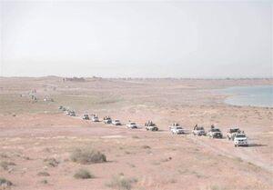 عراق| نتایج عملیات حشد شعبی علیه داعش در دیالی/ دستگیری ۷ تروریست در ۳ استان