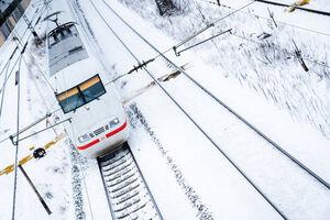 عکس/ برف و یخبندان در آلمان