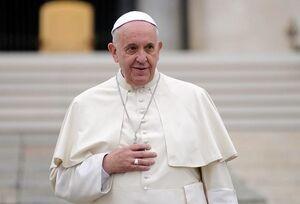 پاپ: به عنوان زائر صلح به عراق سفر میکنم!