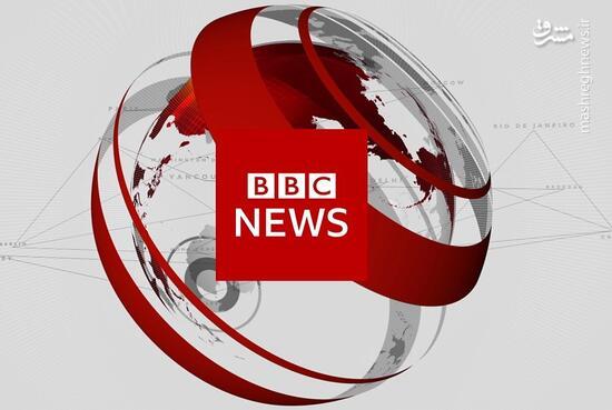 فیلم/ گاف به سبک گوینده خبر BBC