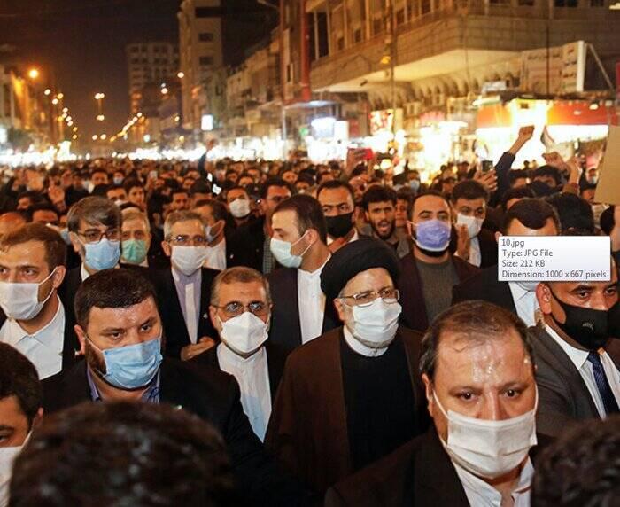 ابراز احساسات مردم عراق از سفر رییس قوه قضاییه