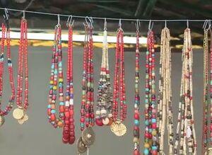 فیلم/ نمایشگاهی از هنر قبیلههای هند