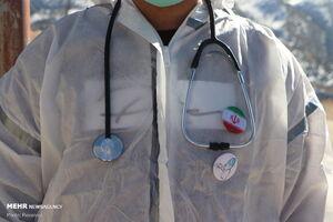 عکس/ اردوی گروه جهادی پزشکی در کالپوش