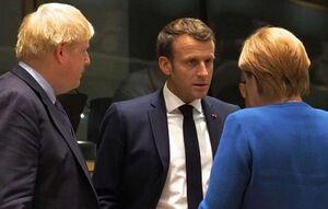 اروپا در برجام پشت آمریکا مخفی شده است