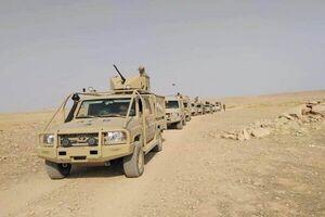 عملیات ضد تروریستی ارتش عراق در محور غربی/انهدام تونلهای تکفیریها