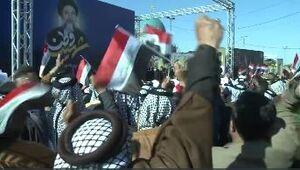 فیلم/ گرامیداشت سالگرد شهادت آیتالله حکیم و روز شهید در عراق