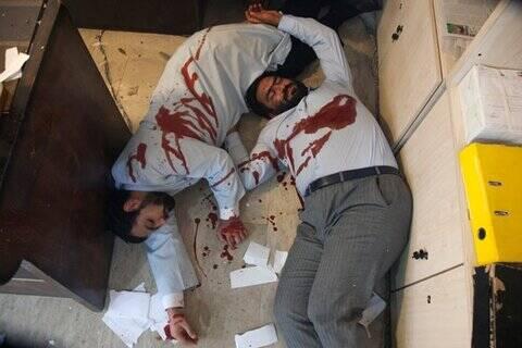 """سریال """"دادستان"""" به حمله داعش رسید +عکس"""