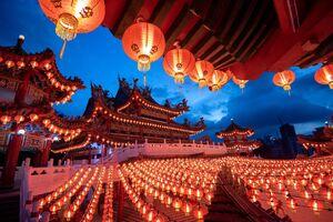 عکس/ جشن سال نو چینی