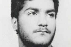 شهید سعید کریمی - دبیرستان سپاه تهران - کراپشده