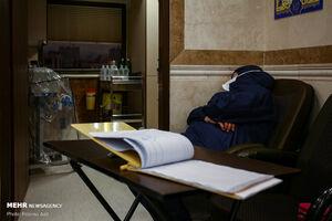 مردم در کیش کادر درمان را مات کردند +عکس