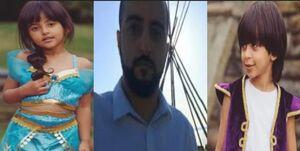 سعودیها به کودکان خردسال خود نیز رحم نمیکند!
