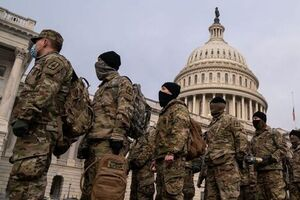 برنامه بایدن برای حفظ نیروهای گارد ملی در واشنگتن تا خاتمه 2021 - کراپشده