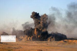 رزمایش ارتش یکشنبه در قصرشیرین برگزار میشود