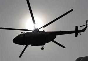 جزییات تلفات سقوط بالگرد اورژانس