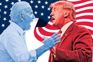 انتخابات آمریکا رویارویی بین دو کارزار نفرت بود / جامعه آمریکا به طرز خطرناکی دوقطبی شده است