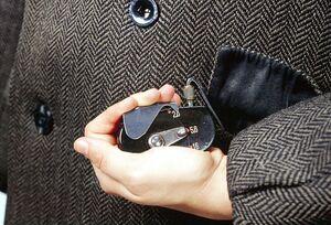 فیلم/ نمایشگاه ابزار آلات جاسوسی