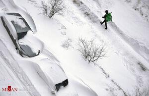 فیلم/توفان شدید برف در استانبول ترکیه