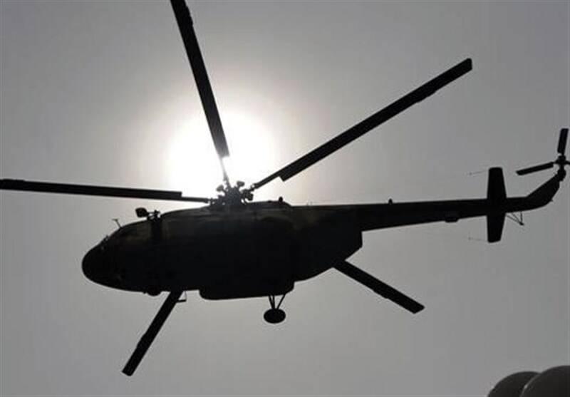 هیچ قطعه هلیکوپتر را از خارج وارد نمیکنیم
