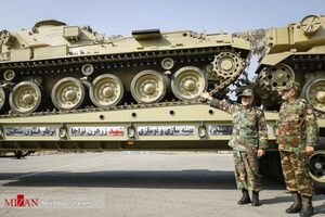 جشنواره شهید نامجو نیروی زمینی ارتش