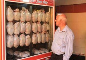 افزایش ۴ برابری قیمت مرغ با ارز ۴۲۰۰ تومانی +نمودار