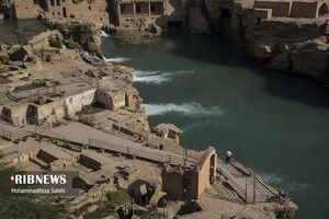 عکس/ سازههای آبی تاریخی شوشتر را ببینید