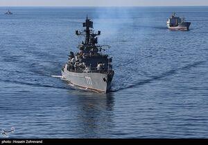 سفارت مسکو از آغاز رزمایش دریایی ایران و روسیه خبر داد