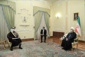استقبال ایران از گفتوگو با کشورهای حوزه خلیج فارس درخصوص مسائل دوجانبه/ ضرورت لغو تحریمها از سوی آمریکا برای بازگشت این کشور به برجام