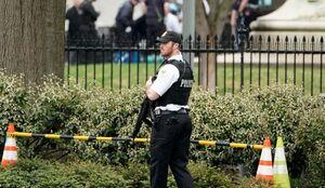بازداشت ۲ فرد مسلح در نزدیکی کاخ سفید