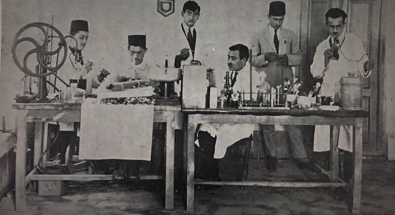 یک قرن پیش، قطب تولید واکسن شدیم