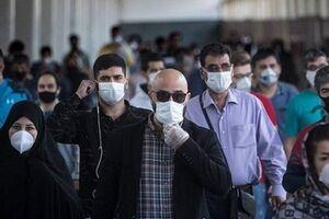 چگونه صورت زیر ماسک آسیب نبیند/لوازم آرایشی استفاده نکنید