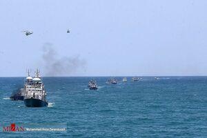 آغاز رزمایش کمربند امنیت دریایی ایران و روسیه