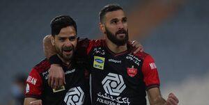 رده بندی باشگاهی| پرسپولیس به جایگاه پنجم آسیا برگشت/استقلال در رده 12 ماند
