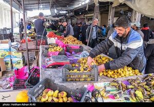 عکس/ حسکه سوریه پس از پایان محاصره