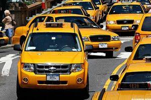فیلم/ اعتصاب رانندگان نیویورکی