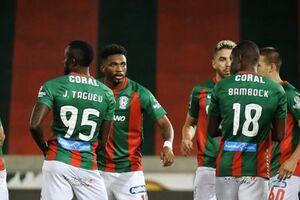 لیگ فوتبال پرتغال|شکست ماریتیمو بدون حضور علیپور و عابدزاده - کراپشده