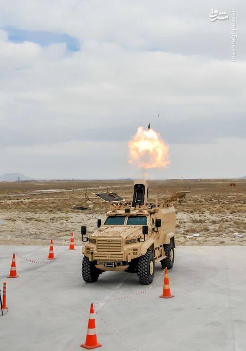 توسعه خمپاره انداز برای MRAP ترکیه+عکس