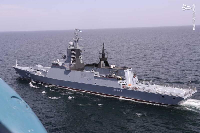 آشنایی با شناورهای روسی و هندی که به رزمایش مشترک با ایران آمدند/ حضور جوان پنهانکار روسی با «S-۳۵۰ دریایی» و غول هندی با انبوهی از سامانههای آفندی و پدافندی +عکس